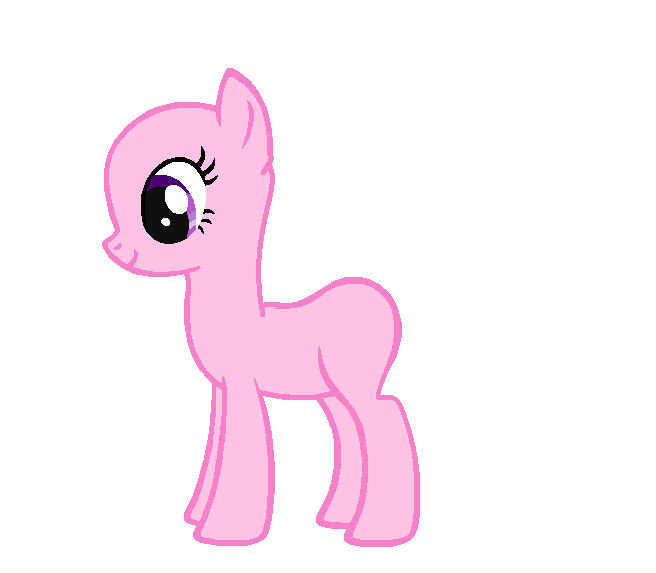 my little pony base earth pony wwwimgkidcom the