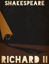 Shakespeare's Richard II Poster