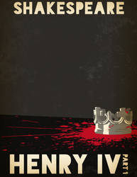 Shakespeare's Henry IV Part 1 Poster by rycz