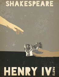 Shakespeare's Henry IV Part 2 Poster by rycz