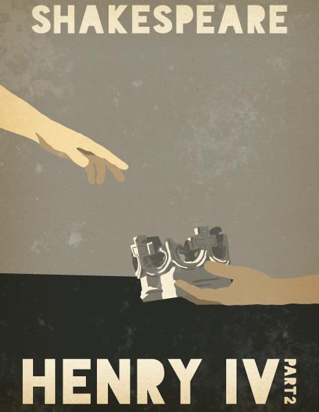 Shakespeare's Henry IV Part 2 Poster
