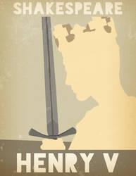 Shakespeare's Henry V Poster