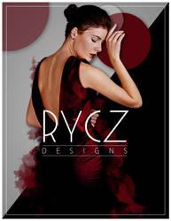 Little Red Dress Fashion Advert