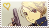 Stamp - We love Riza Hawkeye by patronustrip