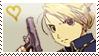 Stamp - We love Riza Hawkeye by patronustrip