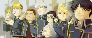 Flame Alchemist Squad