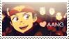 I love Aang Stamp by patronustrip