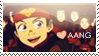 I love Aang Stamp by patronustrip