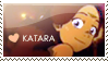 I love Katara Stamp by patronustrip