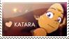 I love Katara Stamp by patronustrip