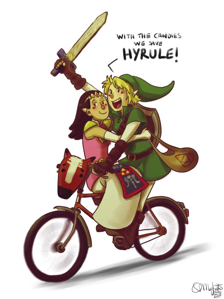 Amazing Wallpaper Halloween Zelda - faberry_halloween_link_and_zelda_by_patronustrip-d4fczx6  Trends_975296.jpg