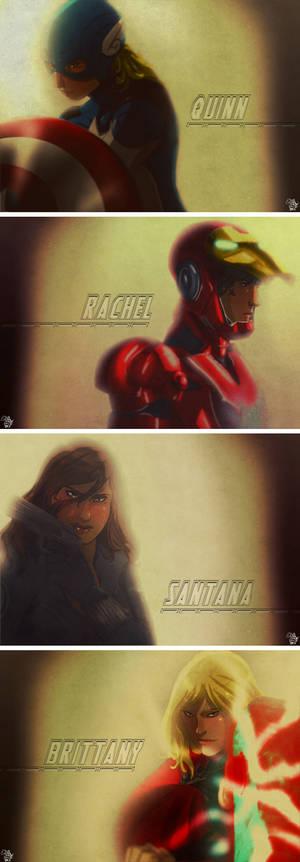 Faberrittana Avengers