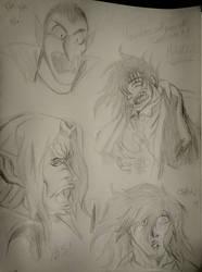 Draculas by YokoSama