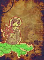 Steampunk NeneNene by Yumiko-san13