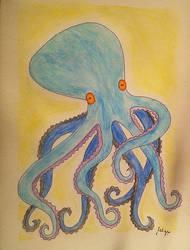 Octopus by Yumiko-san13