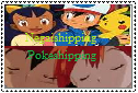 Poke and Negai stamp by Psychokid999