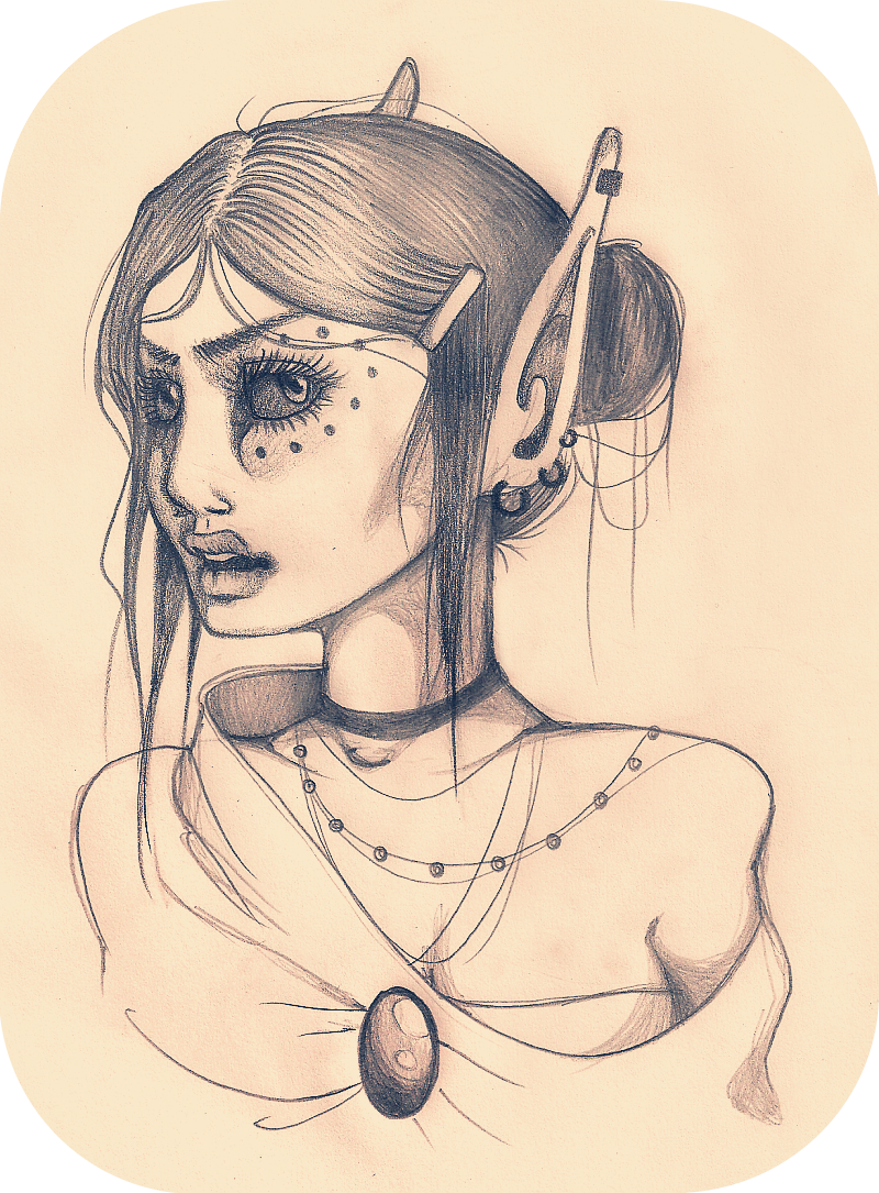 Blood Elf Druid