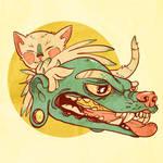 Goggy Kitten