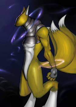 Kitsune Fighter