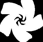 Chakra Logo white