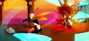 Lumina - Quest 5 by Vechta