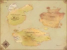Lumina Mapa by Vechta