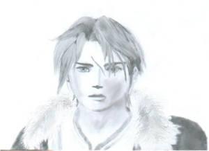Final Fantasy VIII- Squall