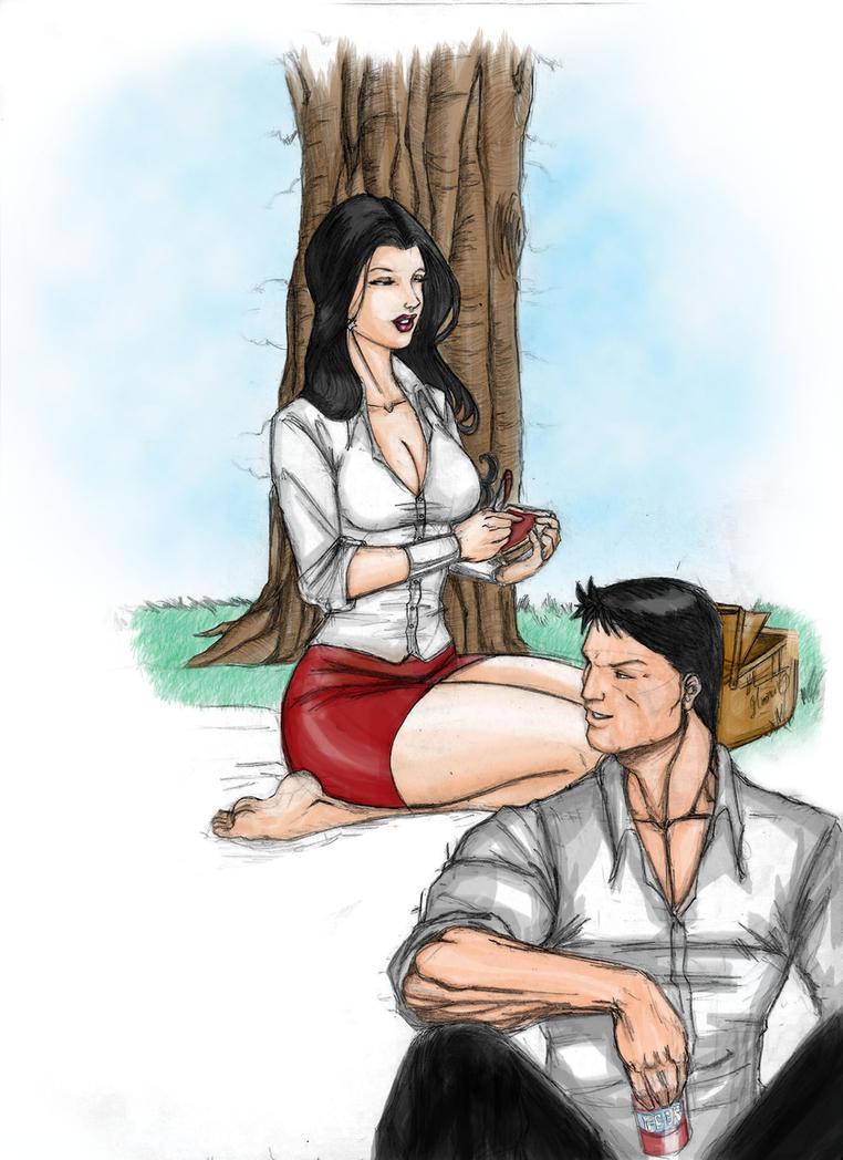 BMWW picnic color by marshalmario