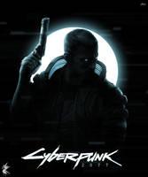 Cyberpunk 2077 Wallpaper by JdNova