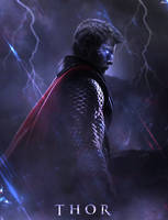 Thor by JdNova