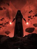 Scarlet Witch by JdNova