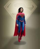 Supergirl by JdNova