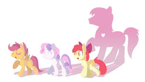Hearts Strong as Horses by MasterCheefs