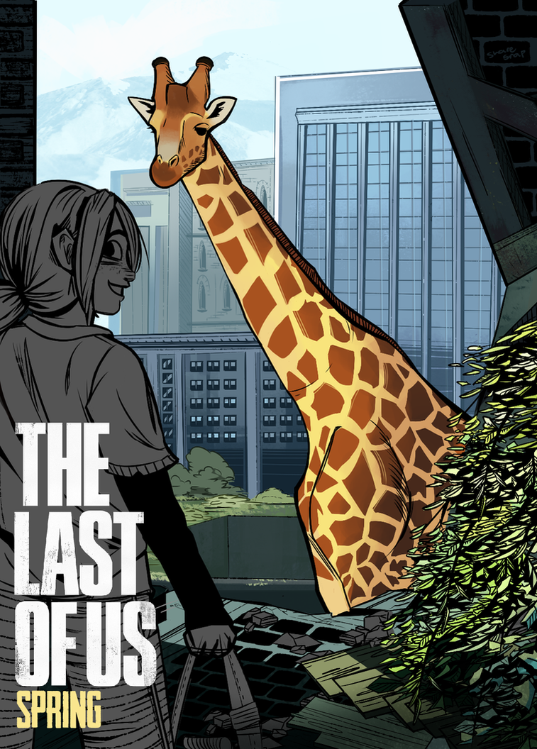 The Last of Us: Spring by MasterCheefs