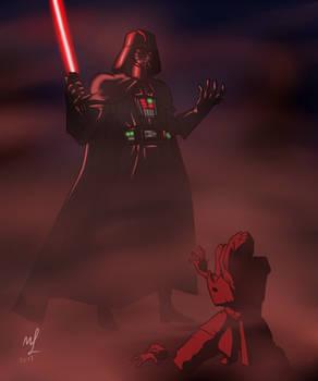 Hunting down the Jedi by Jordanoff