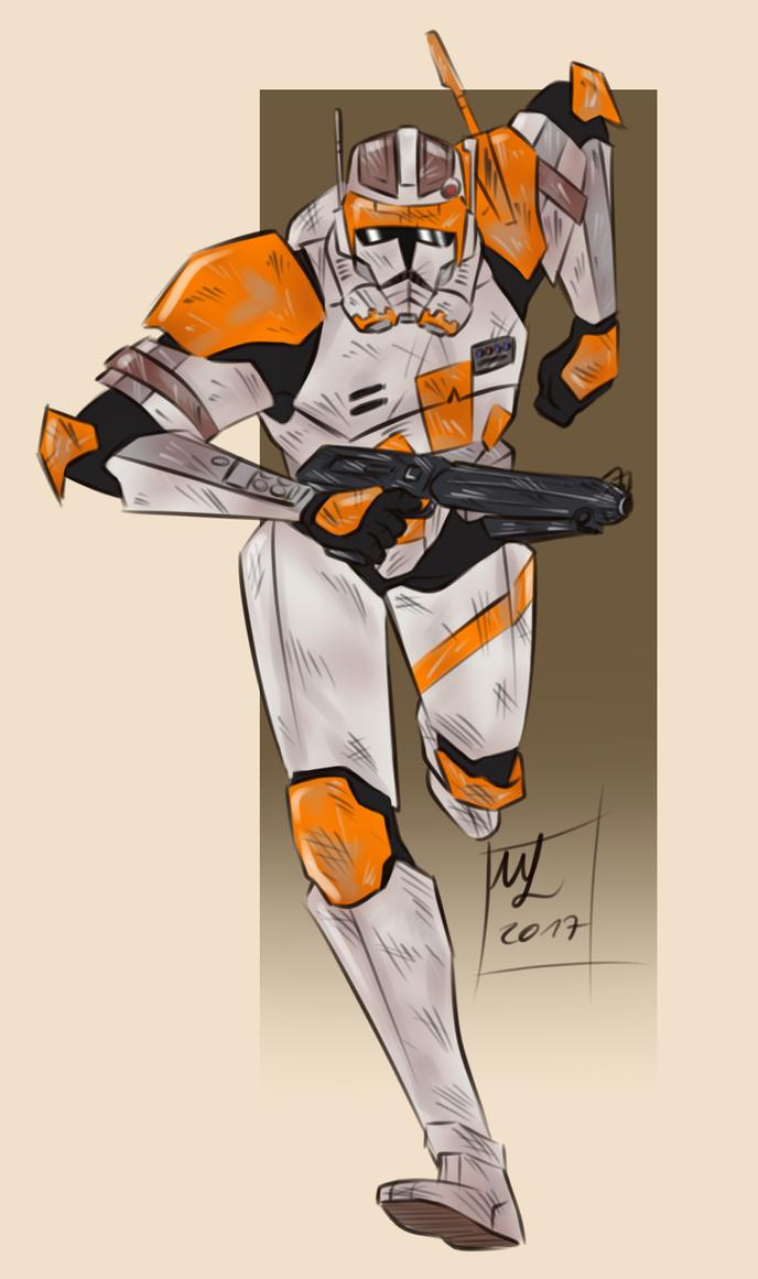 Commander Cody by Jordanoff