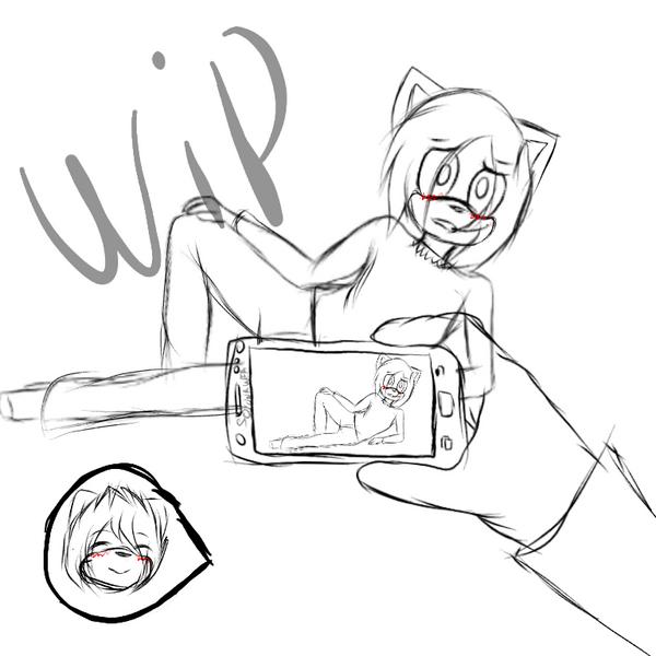 Wip [ 2 ] by XxYukary-The-WolfxX