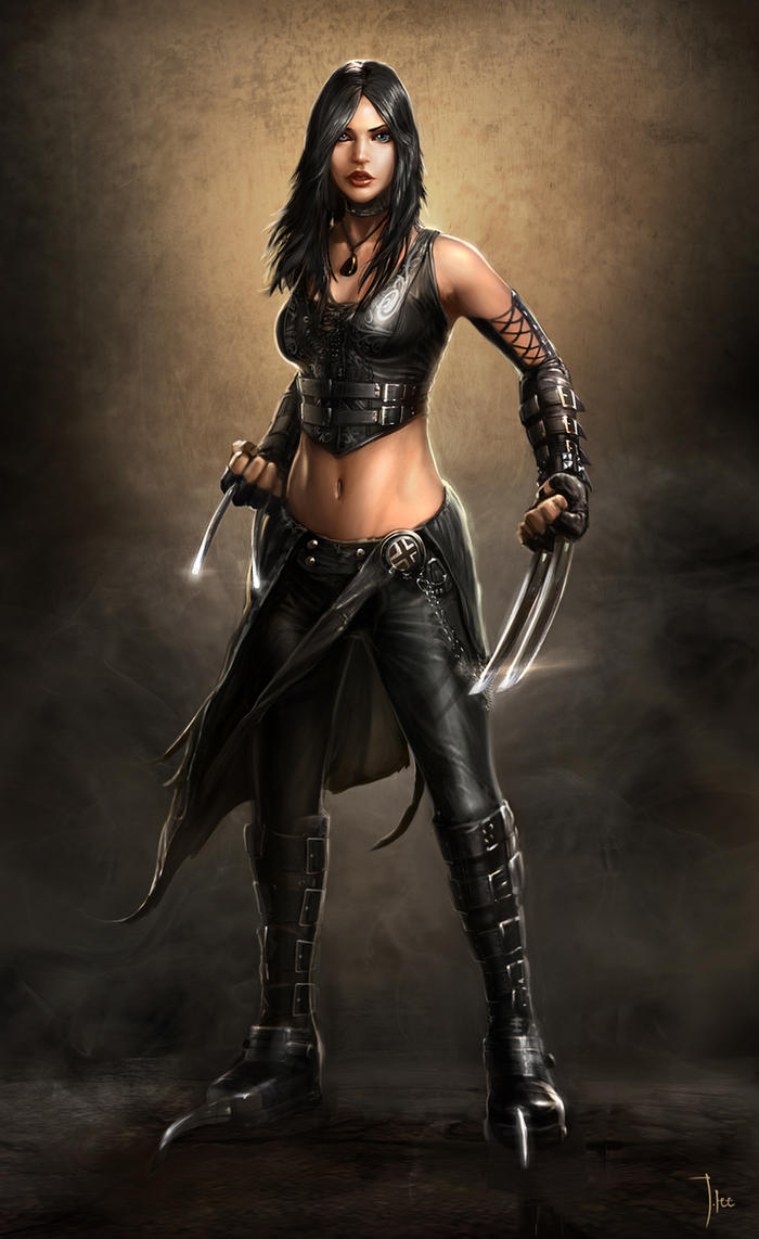 X 23 Costume 23 by LeeJJ on Deviant...