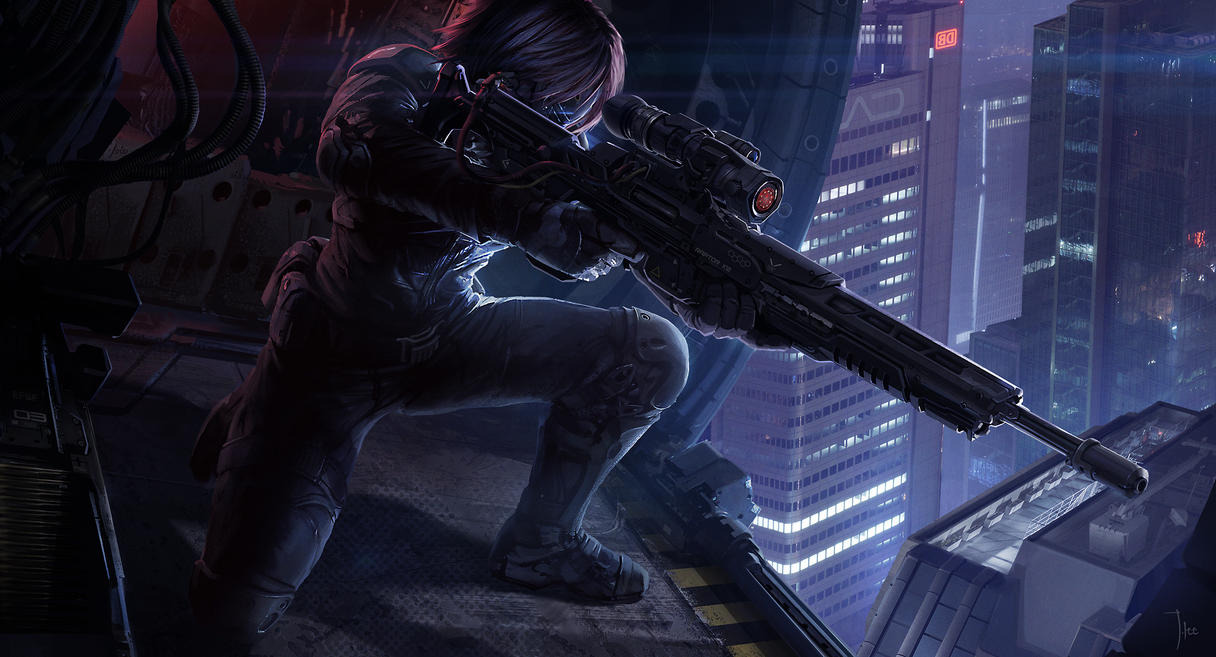 Sniper by LeeJJ