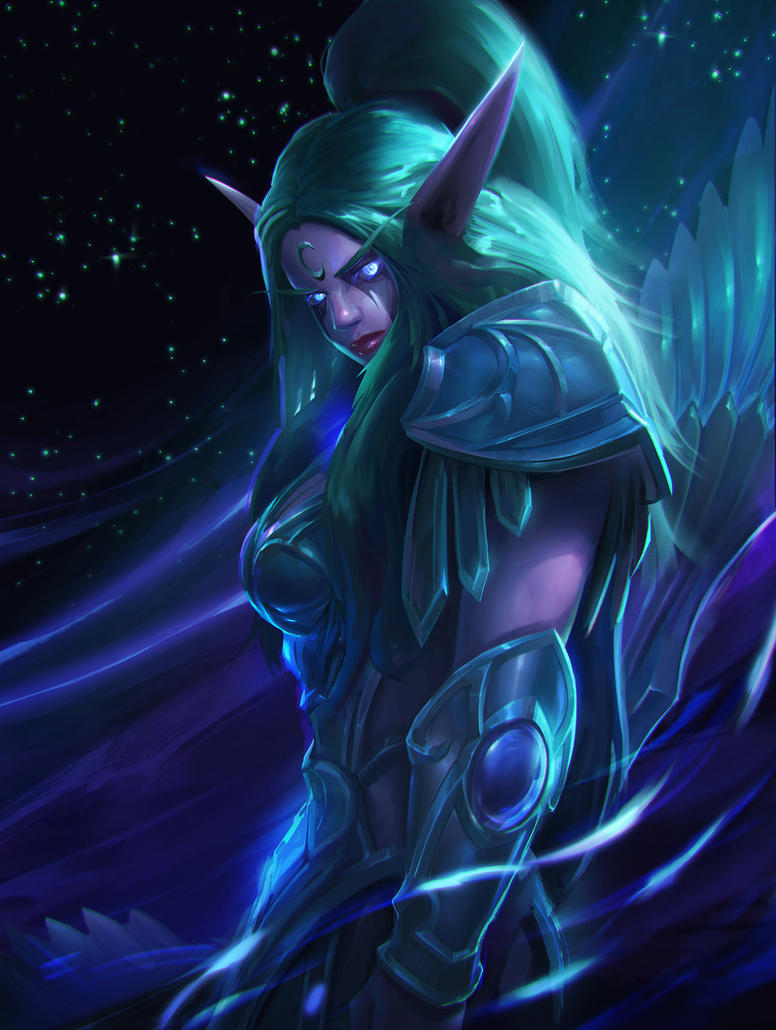 Tyrande nood adult photo