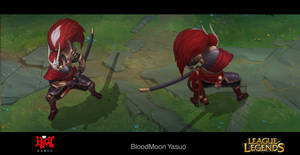 BloodMoon Yasuo Concept