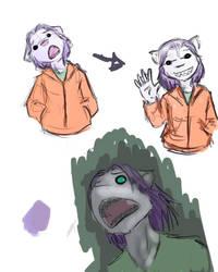 sharky doodles