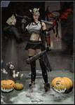 Happy Halloween!!! by Gladyus86