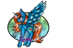 (Gift) Sunrise Sparkle by Luxyna-Moon