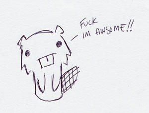 Awesome Beaver