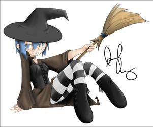 Ju Stfly Aki Te Halloween by sppanda