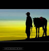 Silhouette by ol1nk