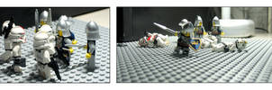 LEGOwars by pixelcatalyst