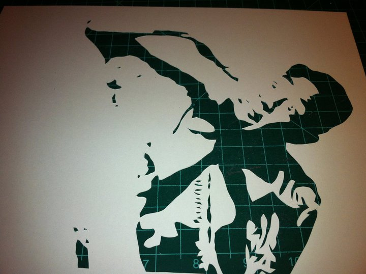 Tyler, the Creator ITW by Stencils-by-Chase on deviantART