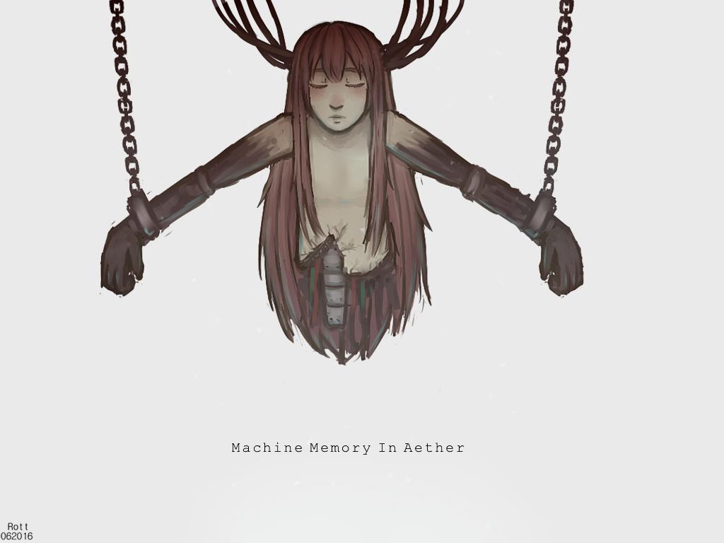 Machine Memory by Rott000